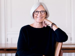 Eileen Fisher fashion designer